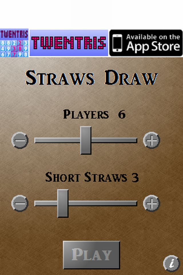 Screenshot Straws Draw